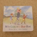 イギリスの子供はみんな知っている!<br>【英語絵本】We're Going on a Bear Hunt
