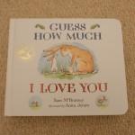 子供と愛を語ろう!<br>【英語絵本】GUESS HOW MUCH I LOVE YOU