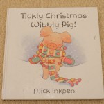 今年のプレゼントは何かな?<br>【英語絵本】Tickly Christmas, Wibbly Pig!