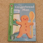 古くから伝わるお話<br>【英語絵本】The Gingerbread Man