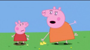 peppa pig  (ペッパピッグ)you must wear your boots