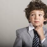 【これで紳士になれる?】<br> 子供にきちんと教える礼儀 初級編 5選