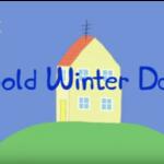 【日本語訳付き】Peppa Pig フレーズ集<br> Cold Winter Day 編
