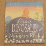 人に接するときはどうするの?<br>【英語絵本】The Littlest Dinosaur and the Naughty Rock
