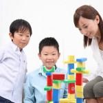 """おもちゃの貸し借りは """"Share"""" と表現。<br>英文化の遊びを理解しよう!"""