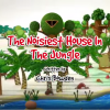 【今日のフレーズ】Raa Raa the Noisy Lion<br>The Noisiest House in the Jungle
