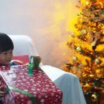 サンタクロースになりきる!<br>ひと工夫で楽しいプレゼント渡しにしよう!