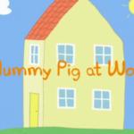 【日本語訳付き】Peppa Pig(ペッパピッグ)フレーズ集 Mommy Pig at work 編